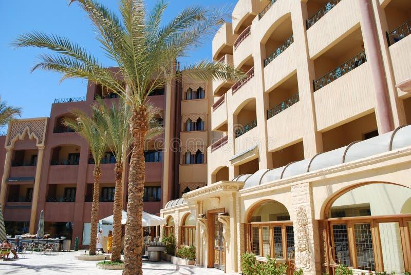 Hotel sunny days el palacio royalty free stock photos