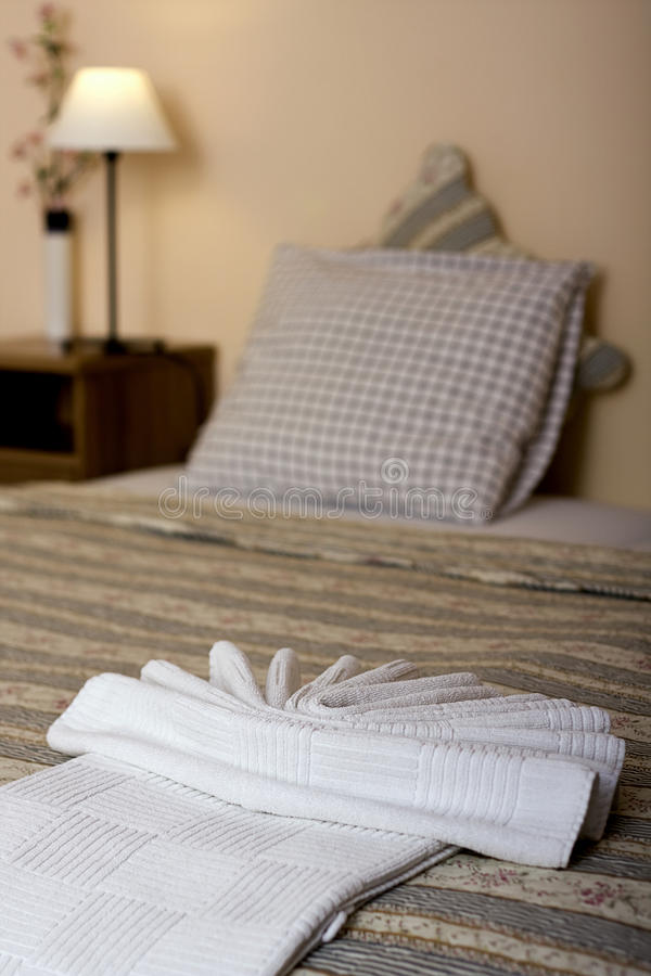 Download Hotel Towel stock image. Image of decorative, cotton - 11830087