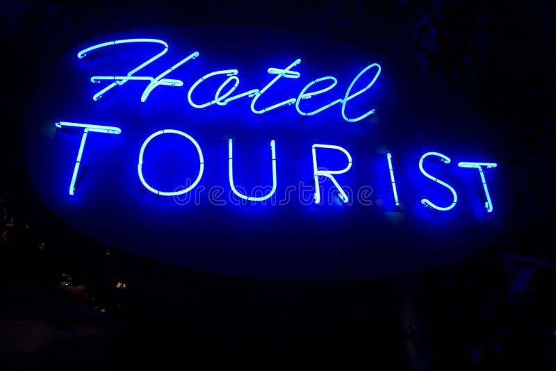 hotel turysta obraz royalty free