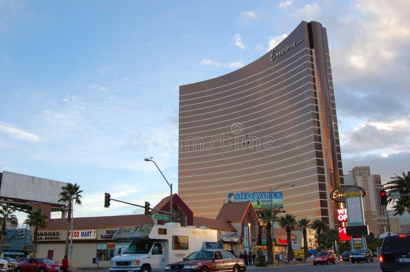 Hotel veneciano en Las Vegas foto de archivo libre de regalías