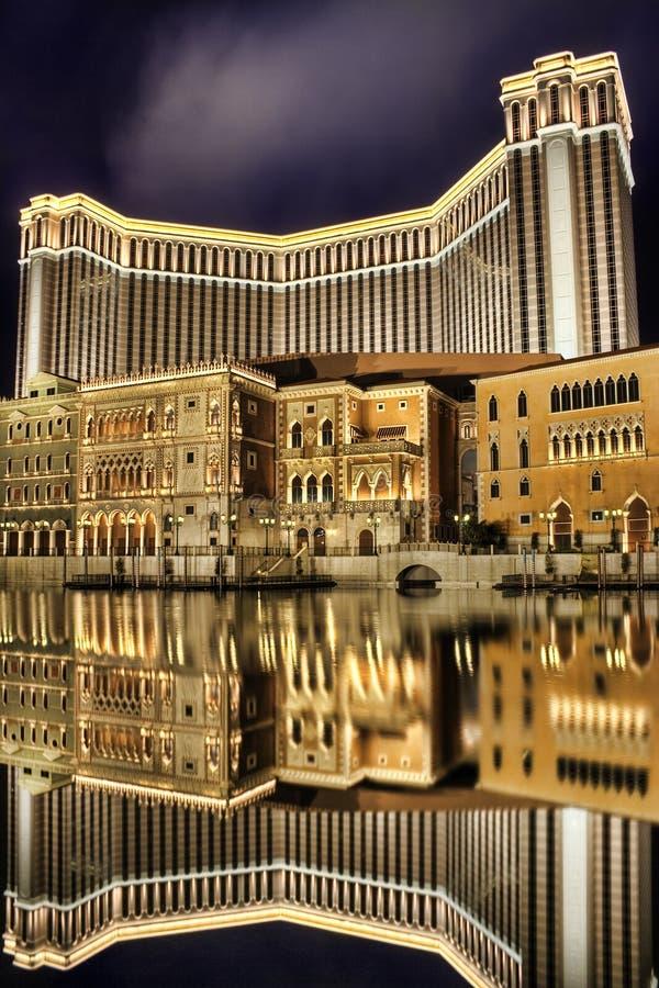 hotel venetian obrazy stock