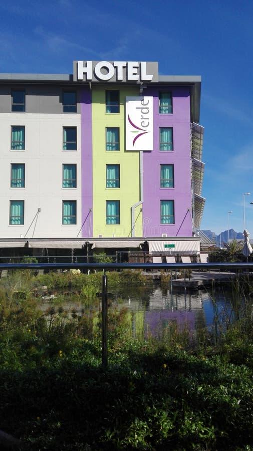 Hotel Verde, Cape Town stockbild