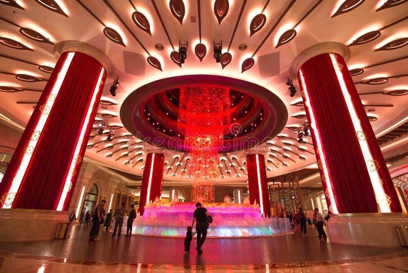 Hotel w Macau obraz stock