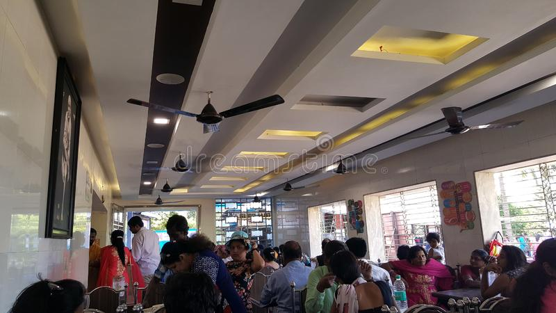 Hotel w Mumbai obrazy stock