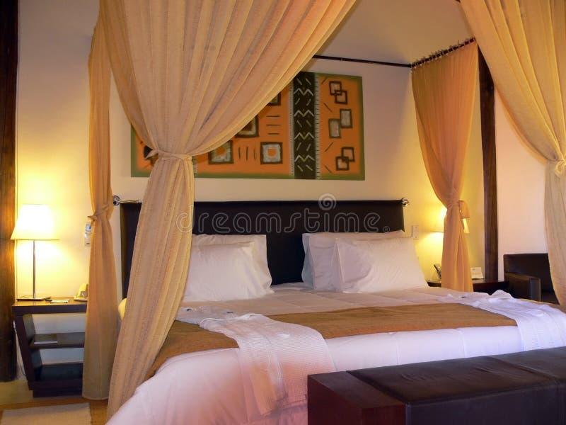 hotel w raju zdjęcie royalty free