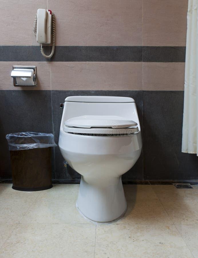 Download Hotel washroom toiletbowl stock photo. Image of toilet - 24860898