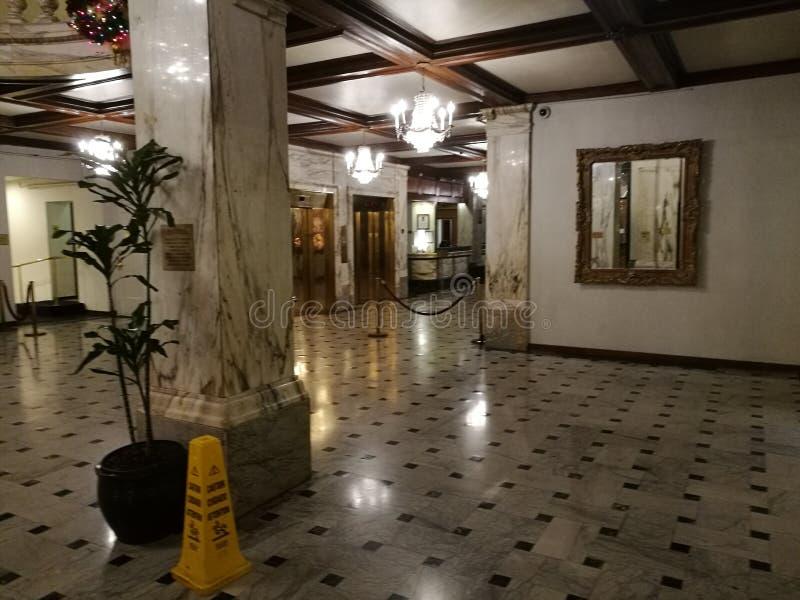 Hotel Whitcomb San Francisco immagini stock