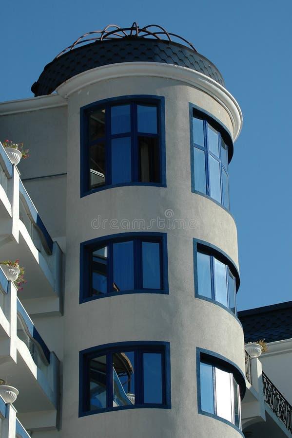 Free Hotel Windows Stock Image - 1339141