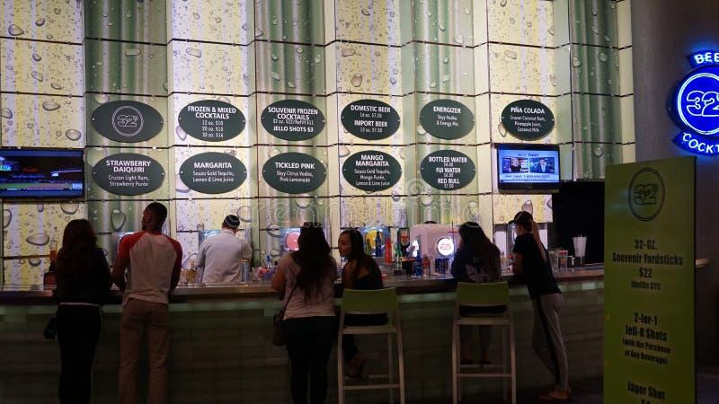 Hotel y casino de Mgm Grand en Las Vegas fotos de archivo