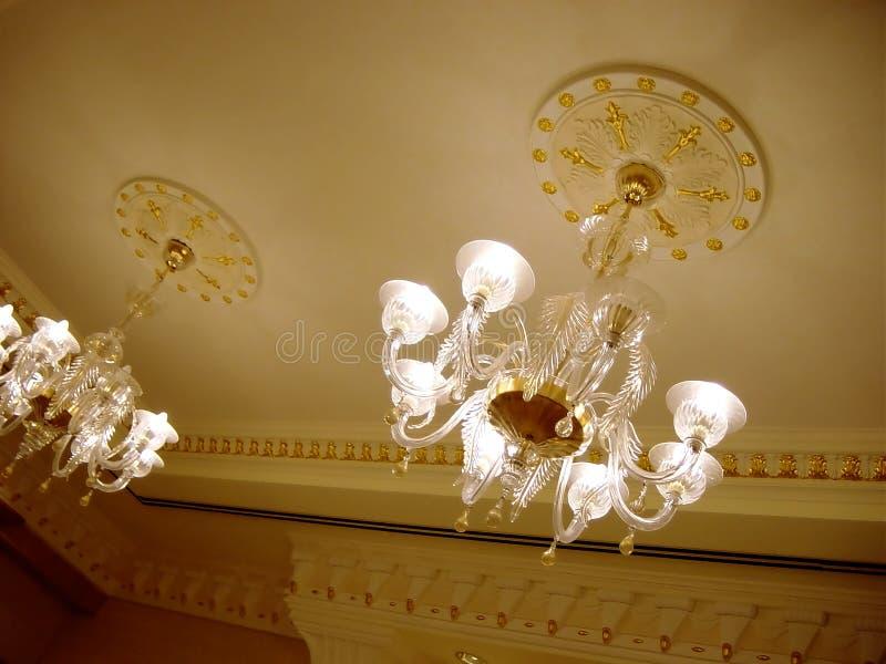 Download Hotel-Zellenentfernung stockbild. Bild von deco, lampe, innen - 30393
