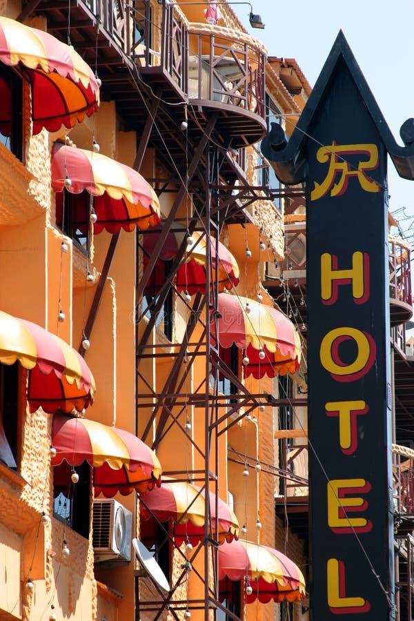 hotel znak zdjęcie royalty free