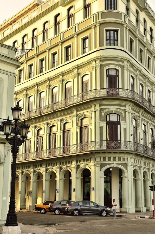 hoteles Kuba II arkivbilder