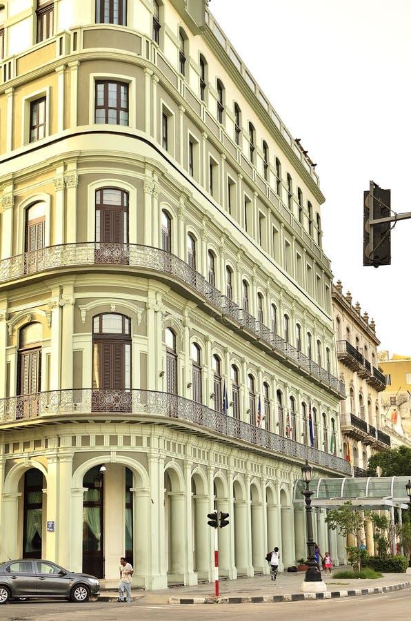 hoteles Kuba lizenzfreie stockfotos