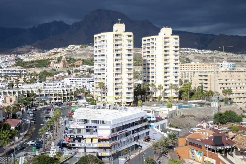 hoteles modernos en playa de las am ricas tenerife foto