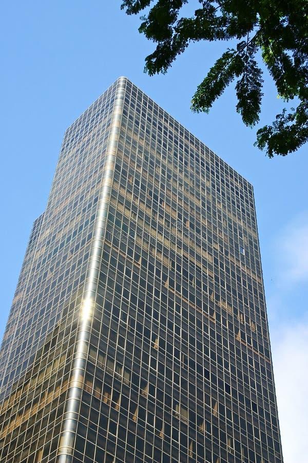 Hotelgebäude stockbild