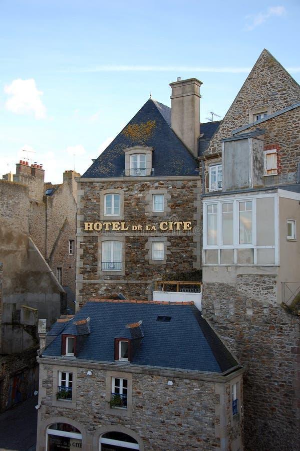 Hotell de la Citera arkivfoto