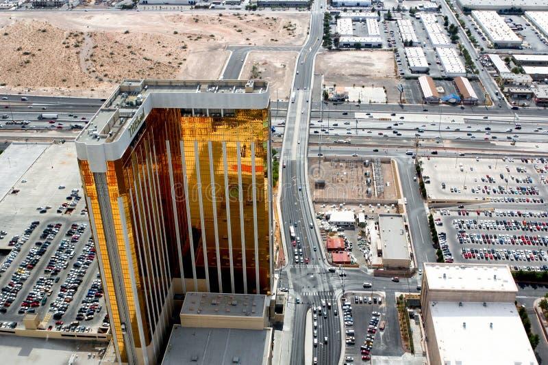 Hotell för siktsMandalay fjärd från luften arkivfoto