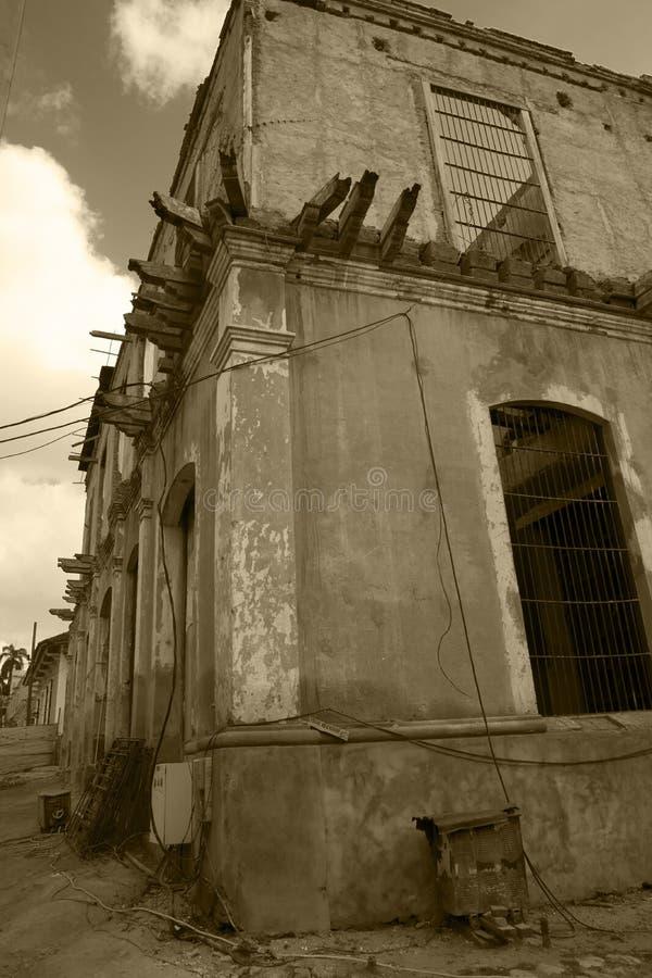 Hotell i Trinidad royaltyfria bilder