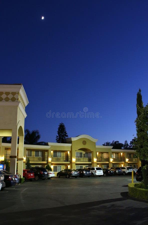 Hotell på Ventura Boulevard royaltyfri foto