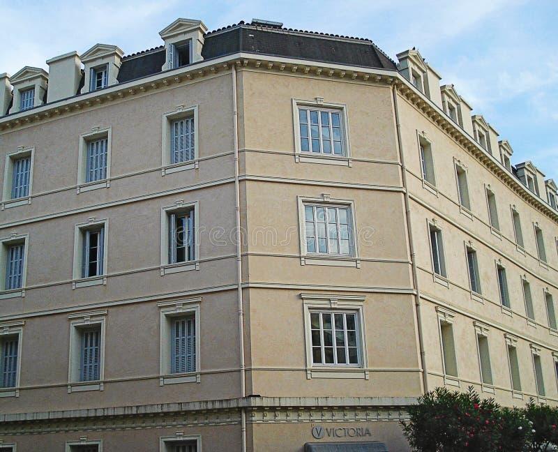 Hotell Victoria royaltyfri fotografi