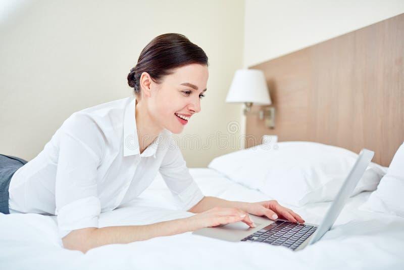 Hotell wi-fi royaltyfria foton