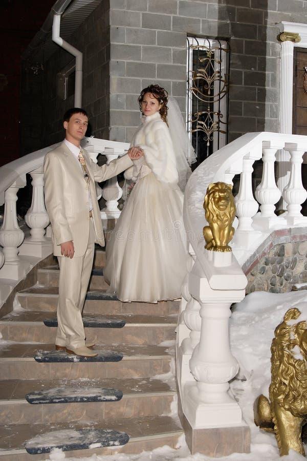 hotellbröllop royaltyfri foto