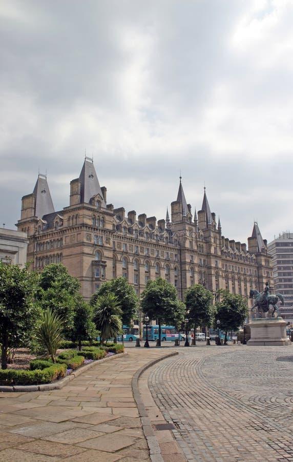 Download Hotelllimefruktliverpool Majestätisk Gata Arkivfoto - Bild av centralt, historia: 999956