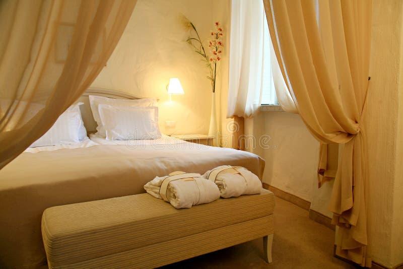 hotelllyxlokal arkivfoto
