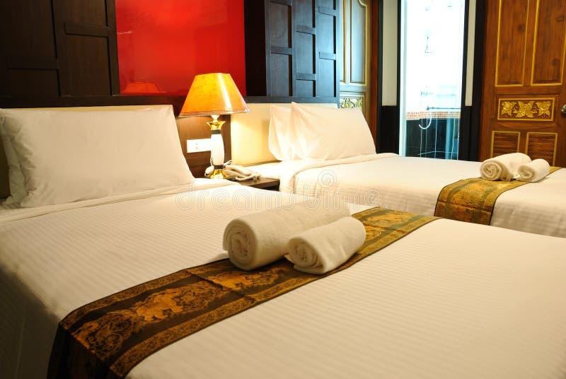 hotellrum thailand fotografering för bildbyråer