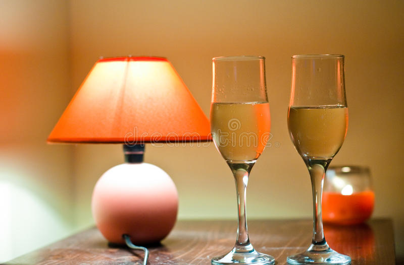 hotelowa lampa obrazy royalty free