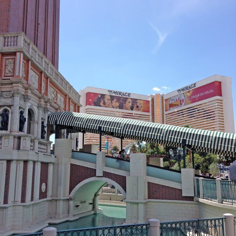 hotelowi las Vegas hotelowy obrazy royalty free