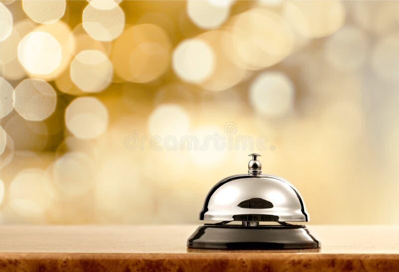 Hotelowy Bell fotografia stock