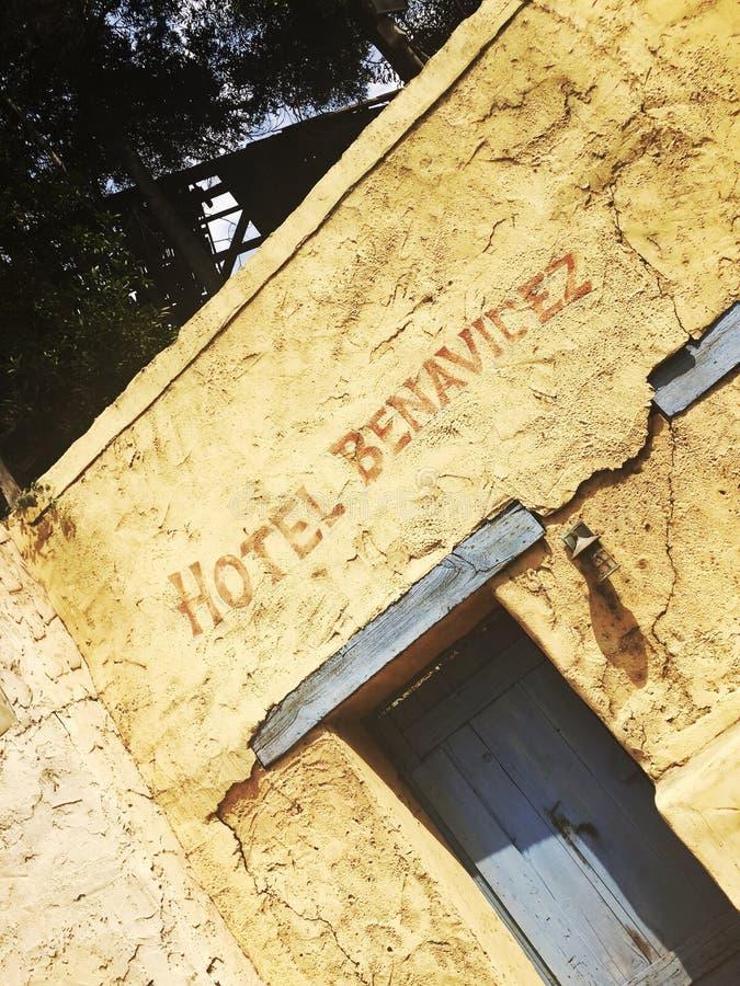 Hotelowy Benavidez zdjęcia stock