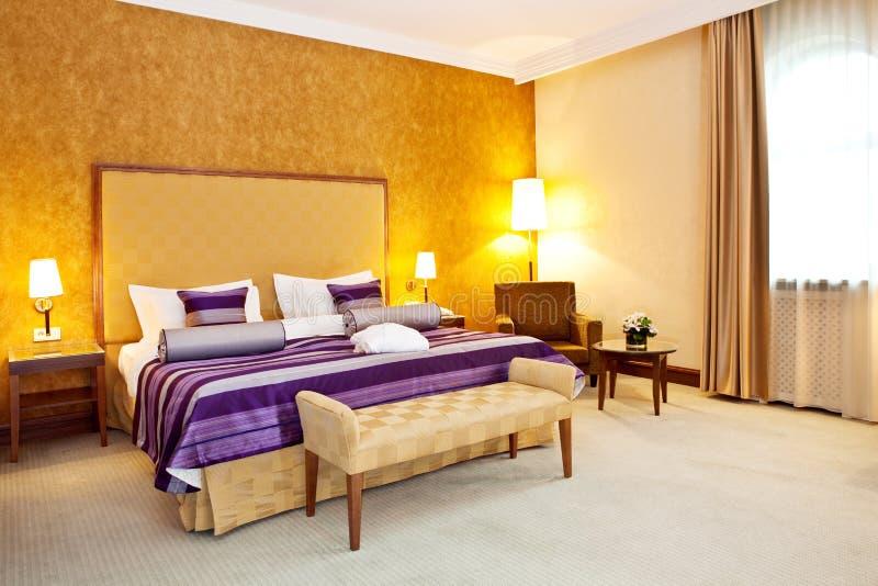 hotelowy wewnętrzny pokój zdjęcia stock