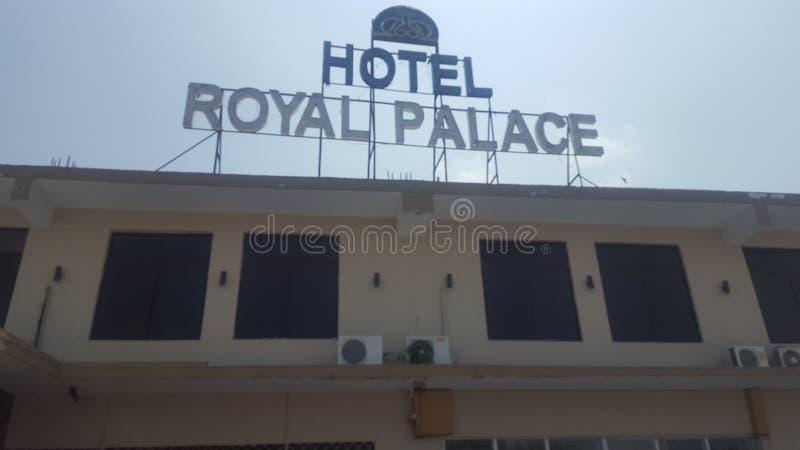 Hotelplatz lizenzfreie stockfotos