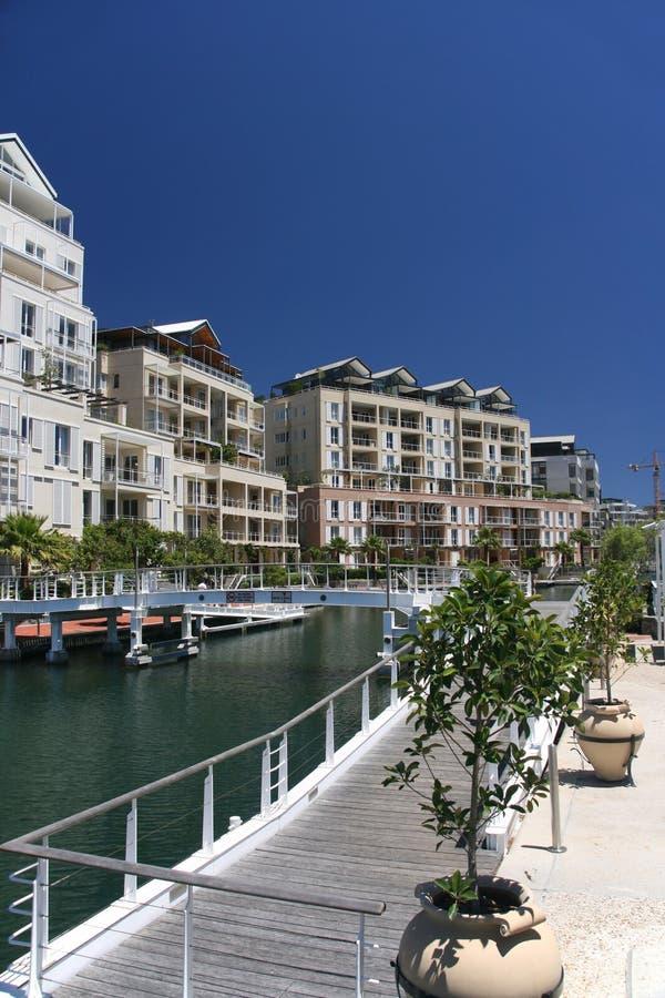 Hotels in Zuid-Afrika stock afbeeldingen