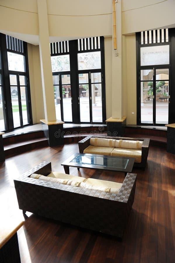 hotelu lobby obrazy royalty free