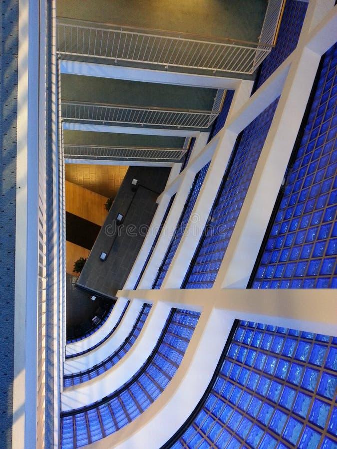 Hotelvloeren stock afbeelding