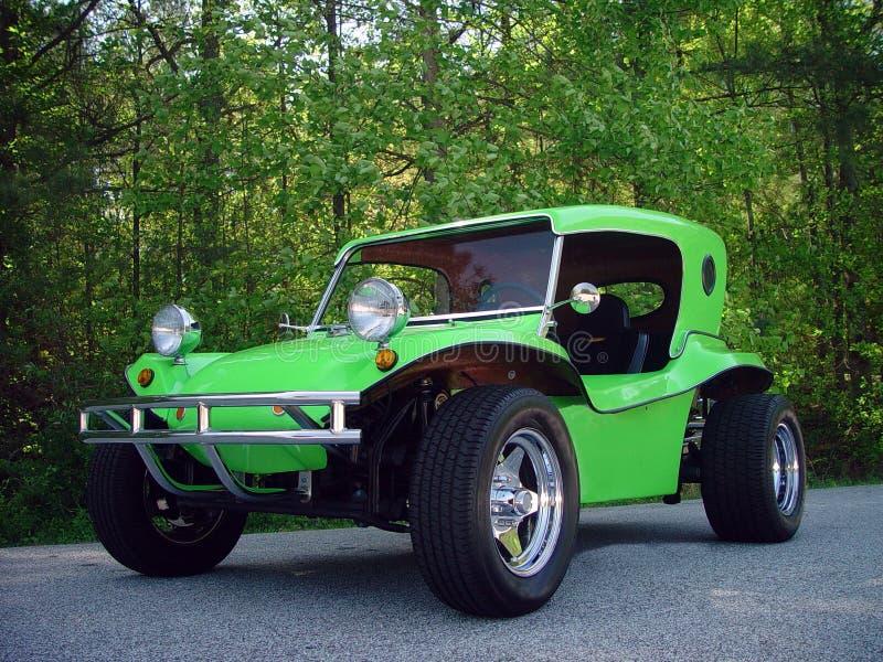 Hotrod Düne-Buggy lizenzfreies stockbild