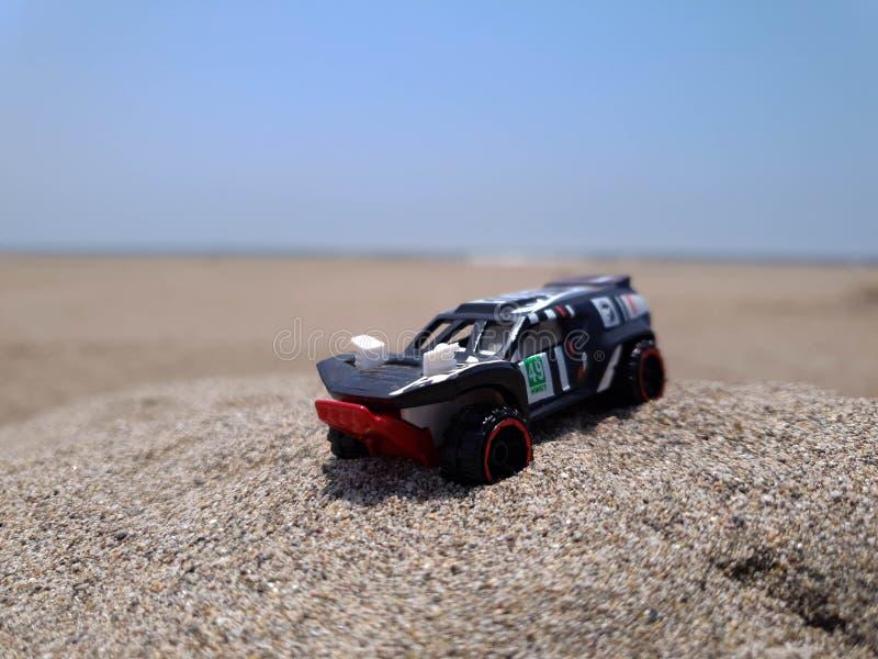 Hotwheels lima Dakar 2019 royalty-vrije stock foto's