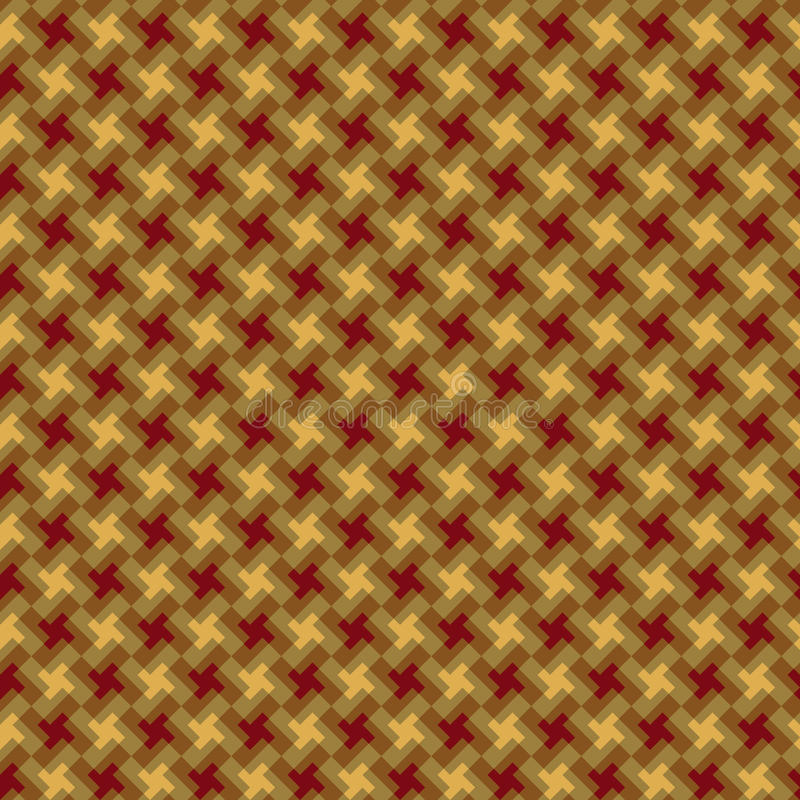 Houndstooth Pattern #4 stock images