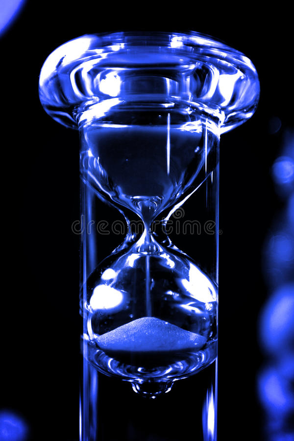 Hour Glass royalty free stock photo
