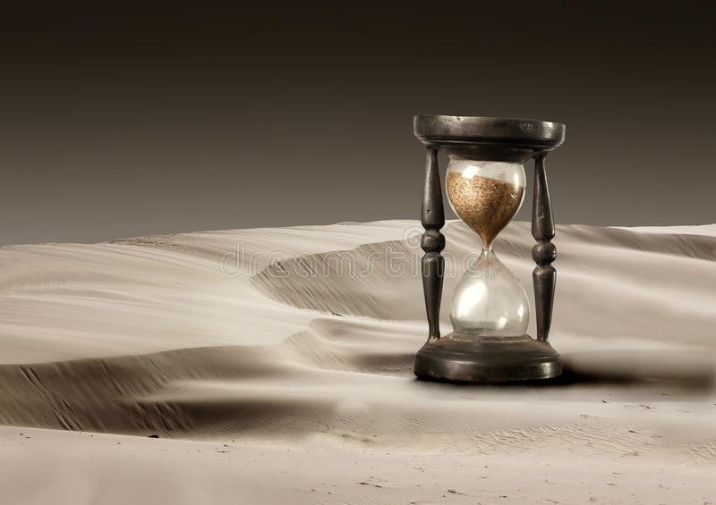 Download Hourglass stock image. Image of glass, time, business - 11429627