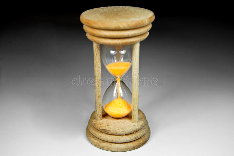 hourglass стоковое изображение rf