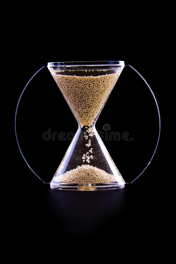 Download Hourglass stock image. Image of equipment, single, aging - 12954667