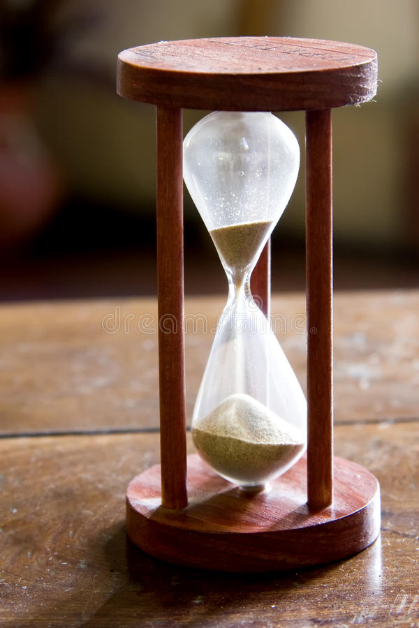 Download Hourglass stock photo. Image of brown, timer, glass, measurement - 13426164