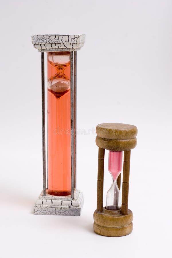 Hourglass lizenzfreies stockbild