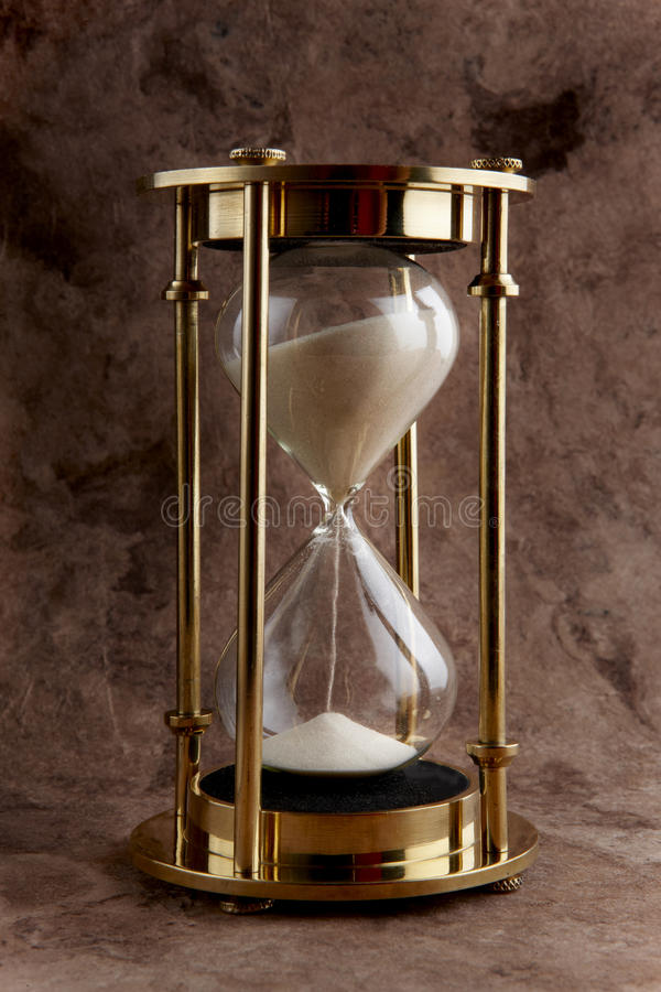 Download Hourglass stock image. Image of sand, glass, hourglass - 15103747