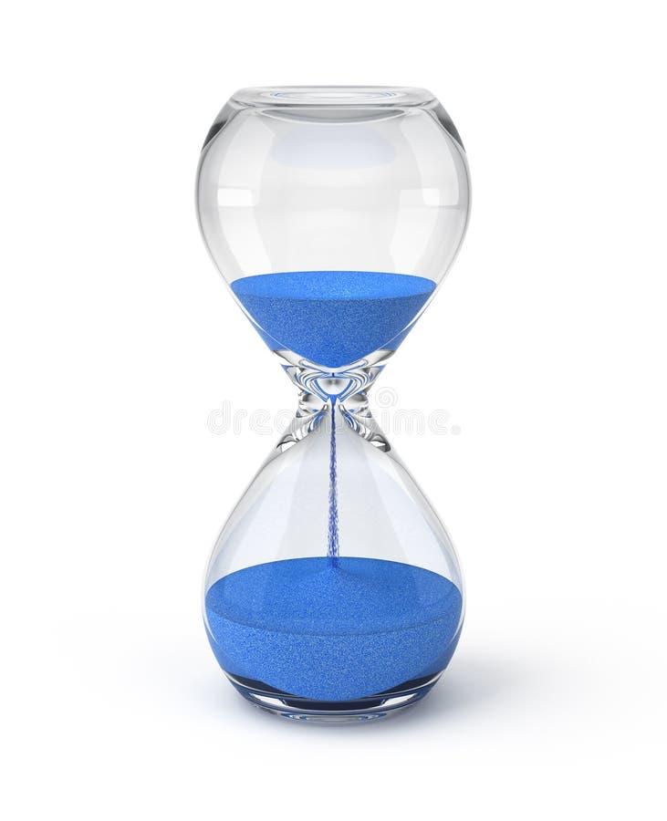 Hourglass vector illustration