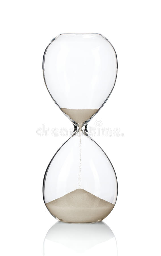 Download Hourglass stock photo. Image of measure, pressure, business - 23885668